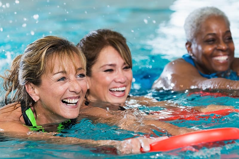 Fitness and wellness pools swimming in mercer county team85 for Levittown pools swimming lessons